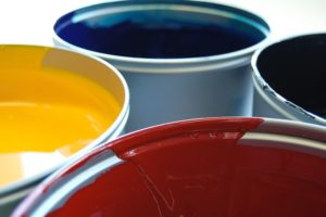 Inkten en coatings
