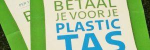 Onderzoek Ministerie I&M verbod gratis plastic tassen