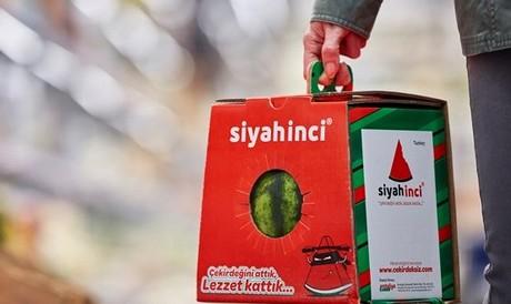 50% meer watermeloenen in één truck dankzij verpakking