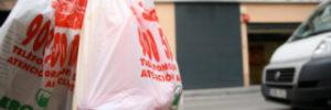 Spaanse supermarkten verdienen miljoenen met plastic tasjes