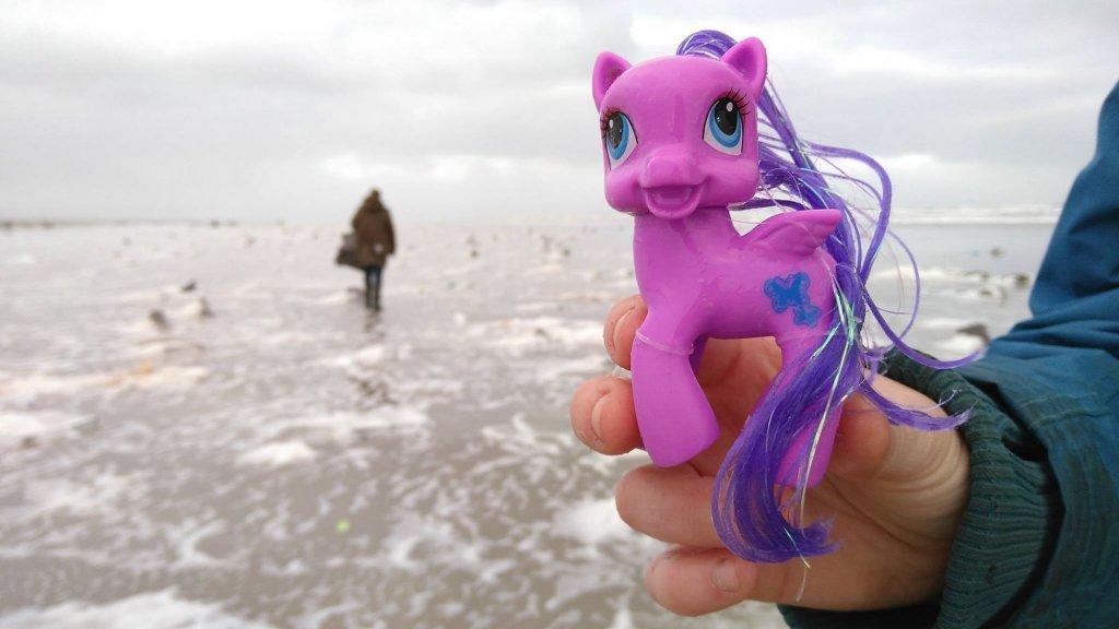 Dobberende My Little Pony's in Noordzee bieden kansen voor wetenschap