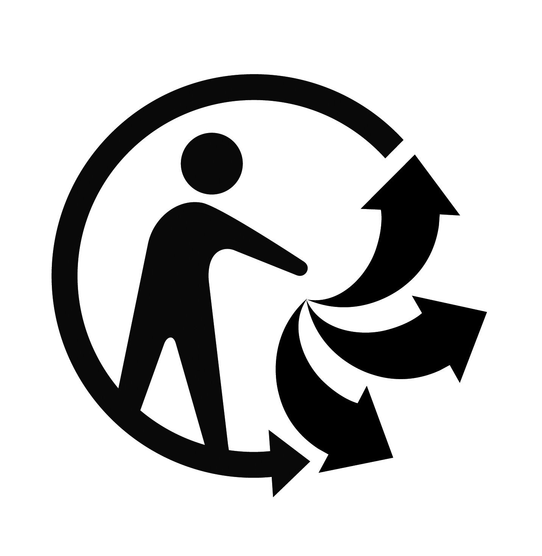 Frankrijk lanceert nieuw recyclingsymbool