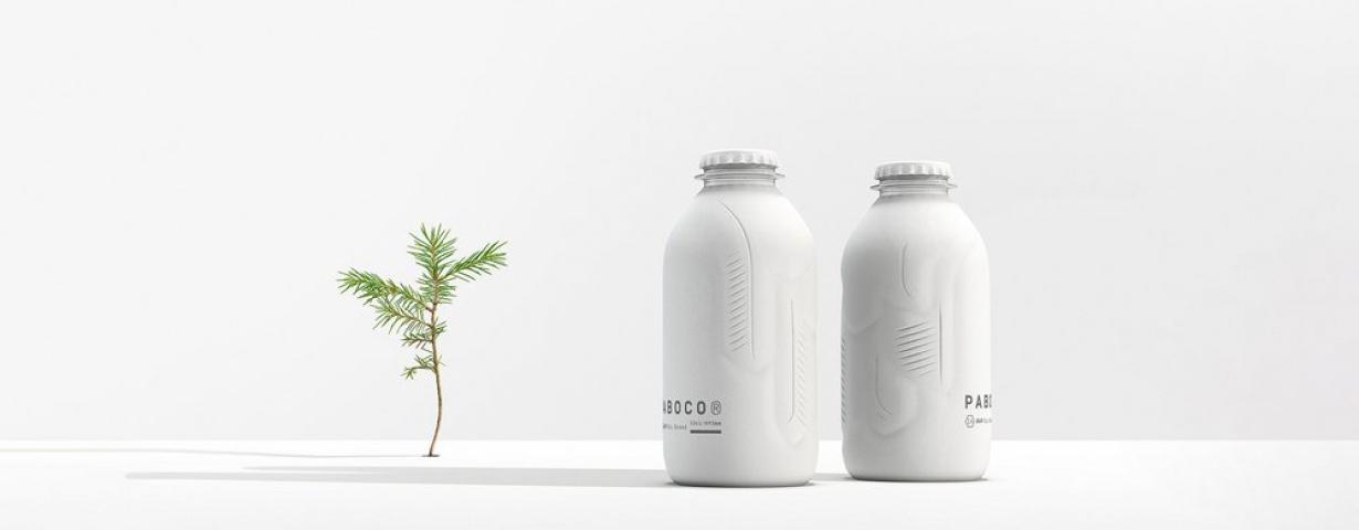Is de papieren fles een serieuze optie?