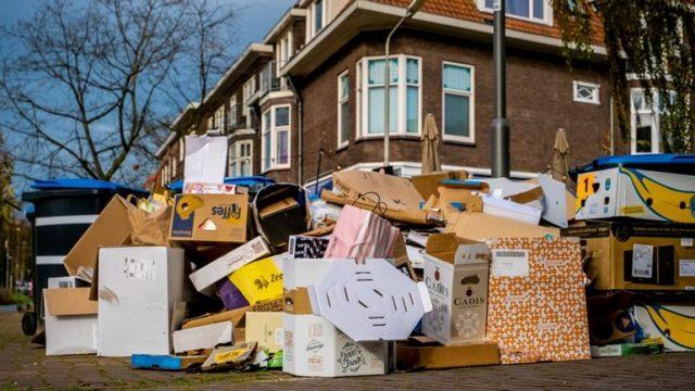 Karton: duurzame verpakking versus symbool van consumentisme